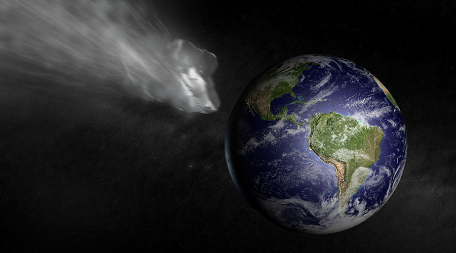Ancient meteor strike triggered massive volcanic eruptions lasting millennia - study