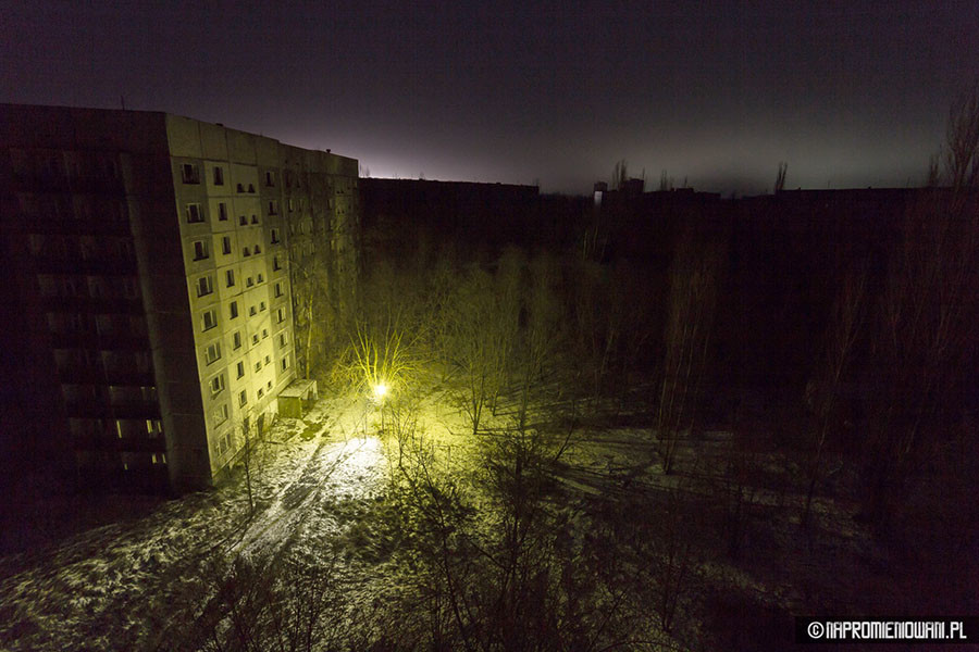 Bringing Dead City Back To Life Urban Explorers Turn On