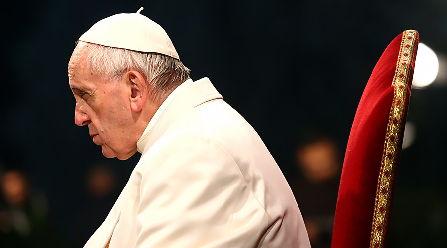 'Mother' is inappropriate word to describe bomb – Pope Francis