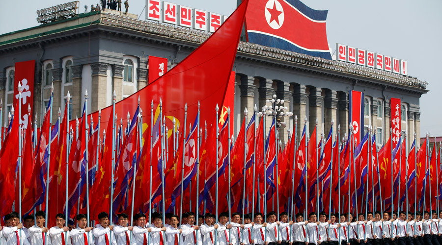 US citizen 'detained' in North Korea - state news agency