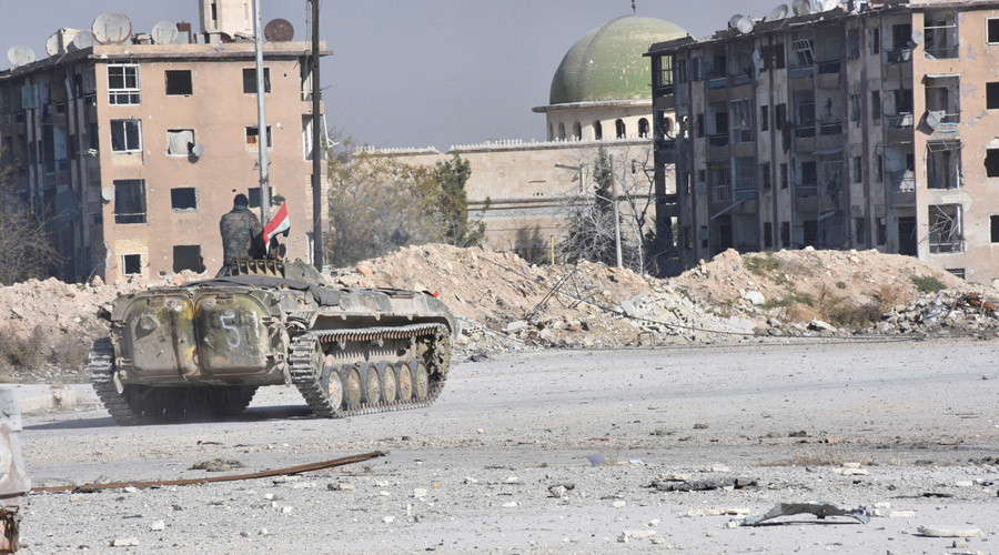 'US doesn't control rebel groups on ground in Syria, Turkey does'