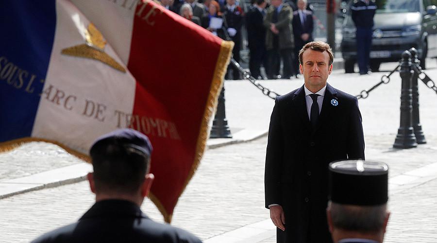 Will banking giants abandon Brexit-Britain for Macron's EU-friendly Paris?