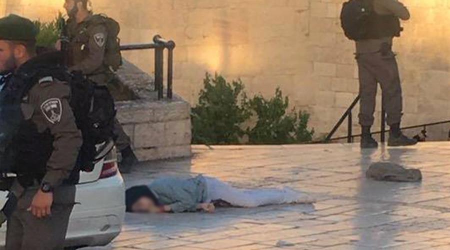 Israeli police shoot 16yo girl after alleged knife attack in Jerusalem