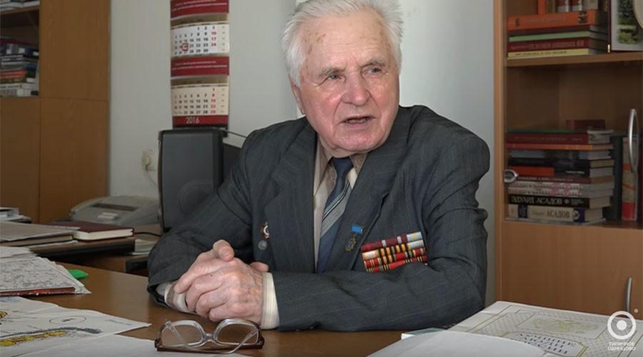 'We were schoolchildren thrown into war': WWII hero recalls bravery & horror on Eastern Front
