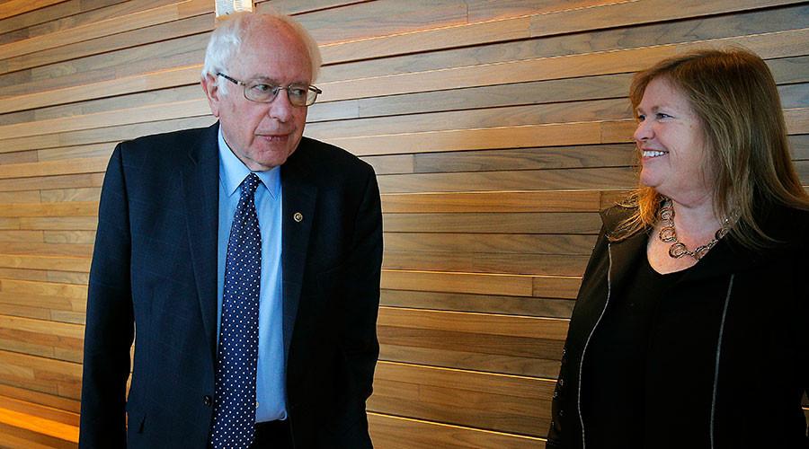 FBI investigates Bernie Sanders' wife for bank fraud ‒ report