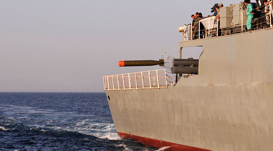 Iran tests superfast Hoot torpedo in Strait of Hormuz – reports