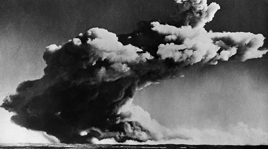 'Human guinea pigs' of British nuclear testing in Australia win healthcare victory