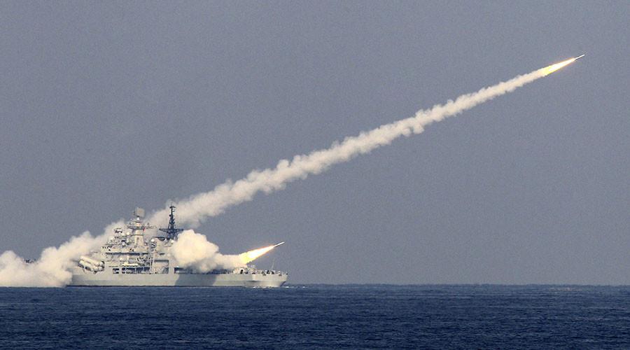 China tests new missile near Korean peninsula