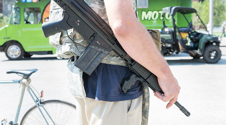 Chicago PD fears military-style weapons among gangs