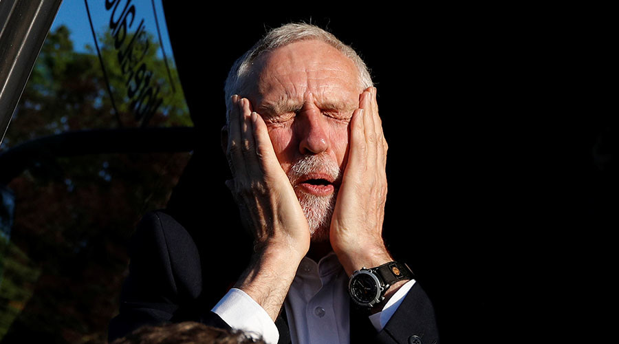 Labour denies claim 100 MPs could jump ship if Corbyn loses election but doesn't quit