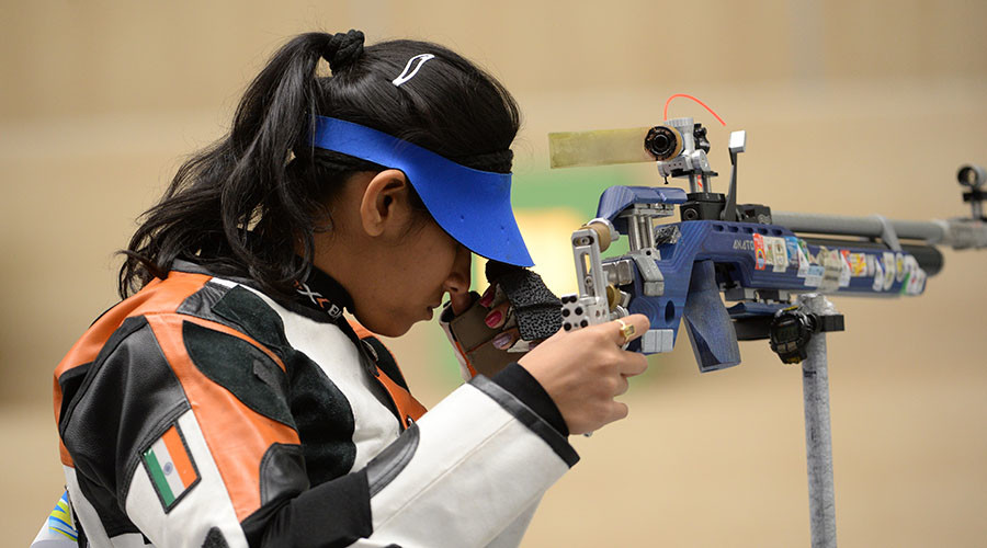 Indian shooting team held for 12 hours while customs clear guns