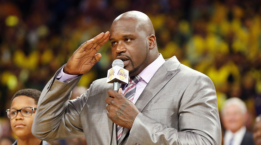 Shaq for sheriff? NBA legend O'Neal reveals plans for law enforcement career