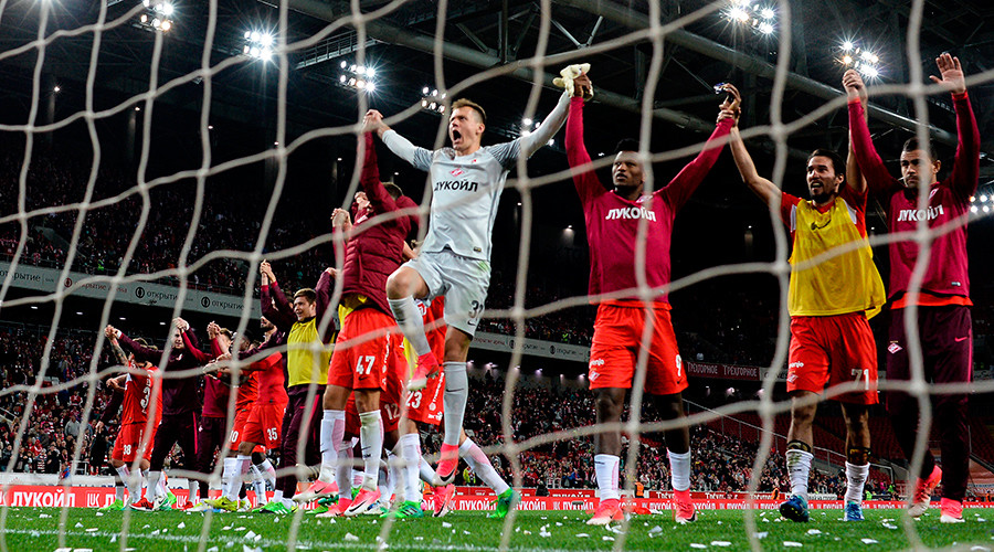 The Spartak Story: How a forlorn club ended its title drought with first championship since 2001