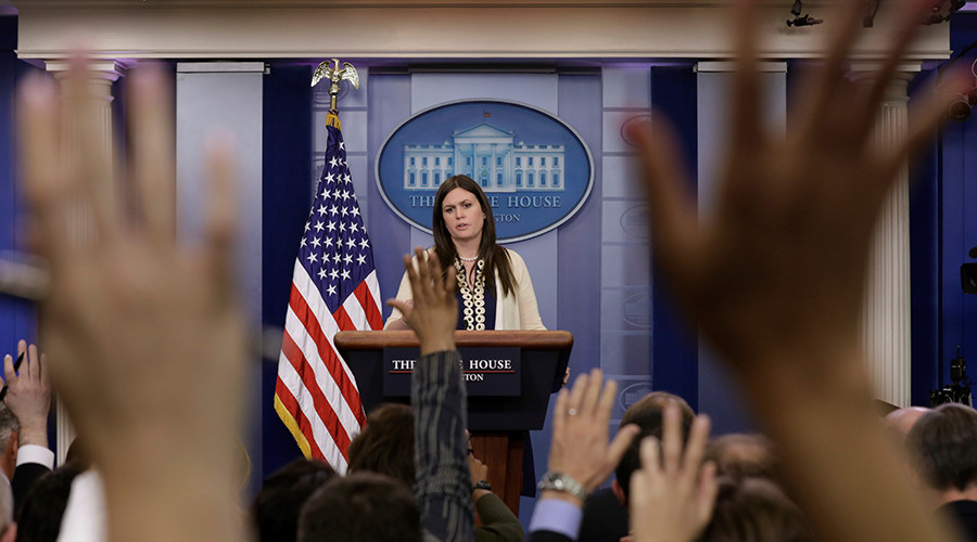 'Erosion of confidence': White House addresses Comey firing & fallout