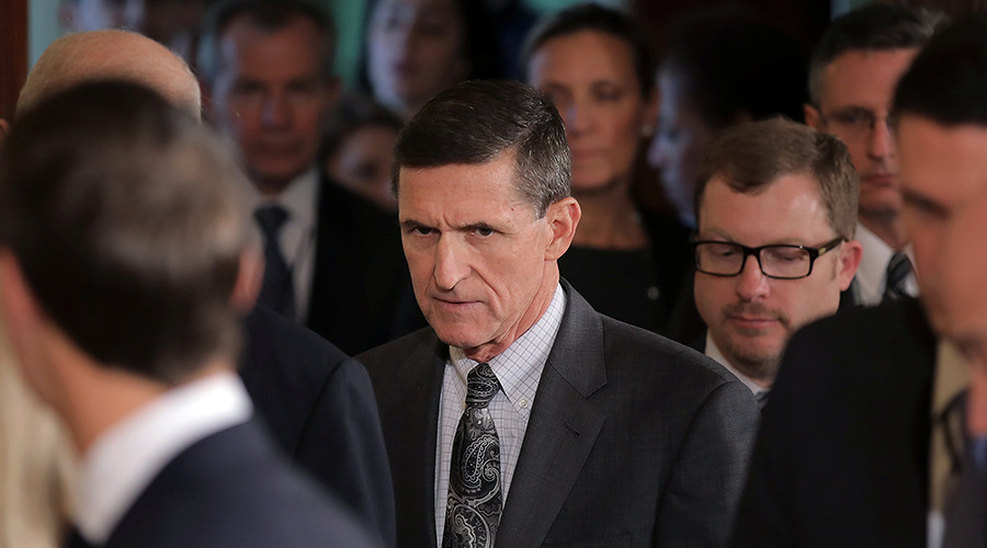 Senate Intel Committee subpoenas Michael Flynn for docs relating to Russia