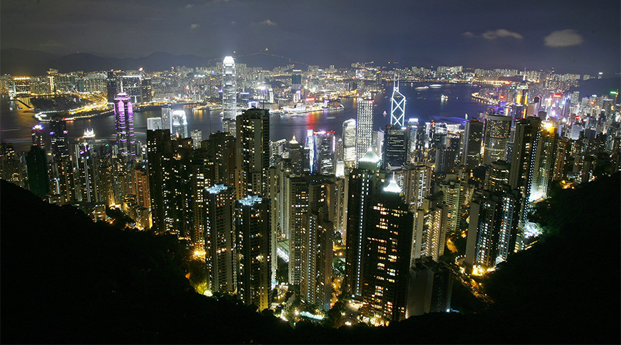 Hong Kong eclipses London as world's top luxury property market