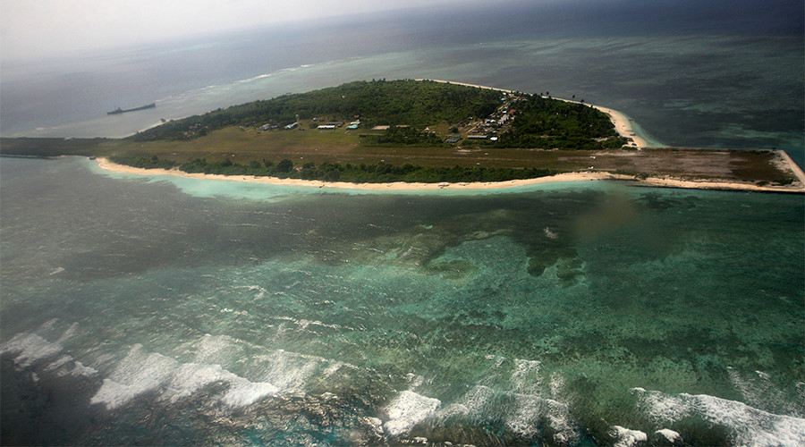 Philippines moves troops, supplies to disputed S. China Sea island claimed by Beijing