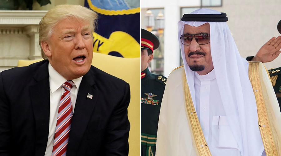 Trump's $68mn Saudi state visit set to be garish display of opulence