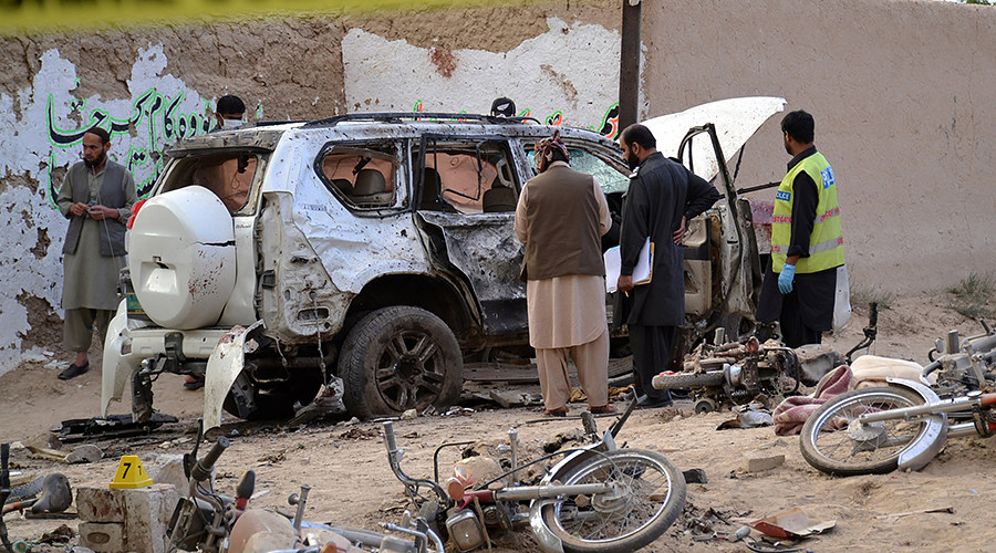 ISIS claims responsibility for Pakistan suicide blast that left 25 dead