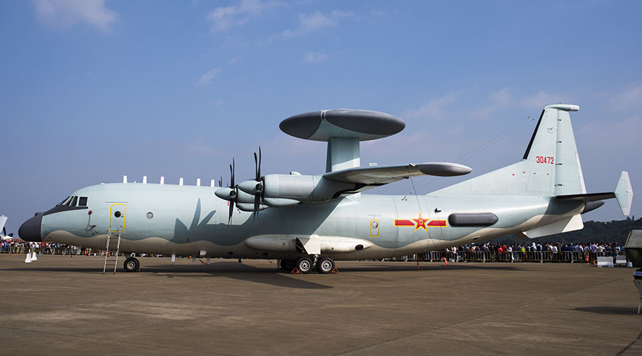 China moves cutting-edge AWACS planes near disputed S. China Sea islands – media