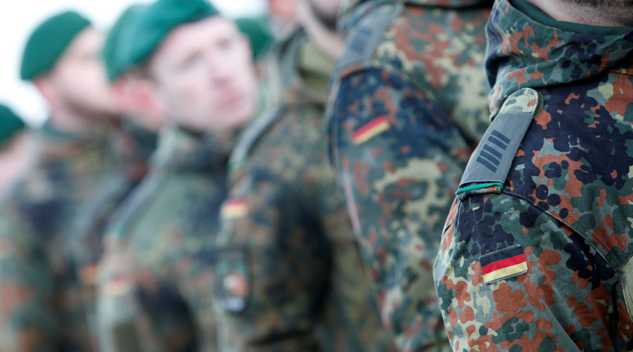 German MoD wants to deal with army bases named after Nazi soldiers amid probe into far-right forces