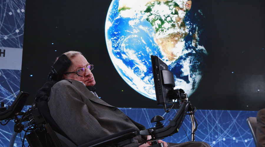100yr countdown to extinction? Hawking believes humans need to colonize new planet… or else