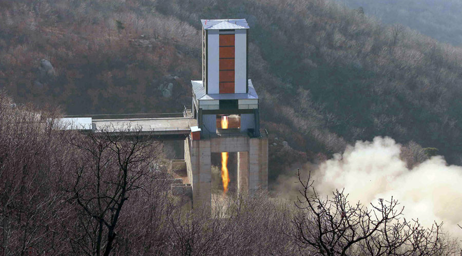 Dangers of conflict with N. Korea: 'Most heavily armed states are in the region'