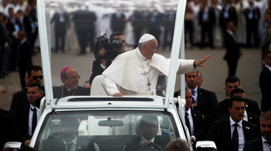 Pope Francis: Vatican had 2,000 sex abuse cases backlog, sluggishness complaints justified