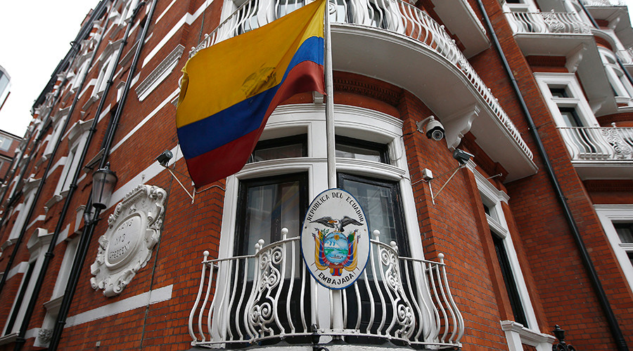 Ecuador concerned by 'serious lack of progress' in Assange case