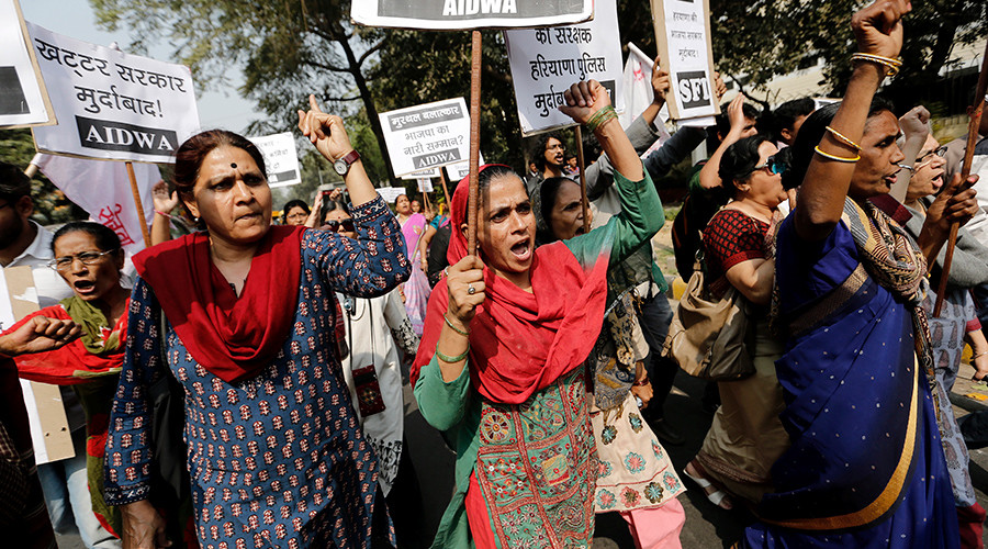 Woman gang-raped, brutally murdered & mutilated in India