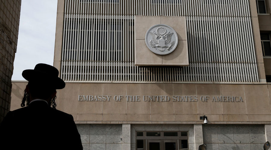 Moving US embassy would help peace by 'shattering Palestinian fantasy' – Israeli PM