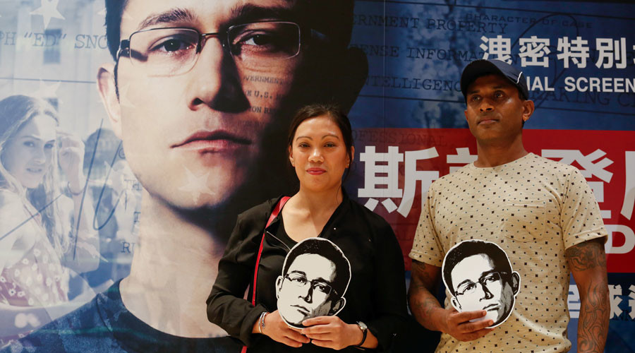 Hong Kong denies asylum to refugees who sheltered Snowden in 2013