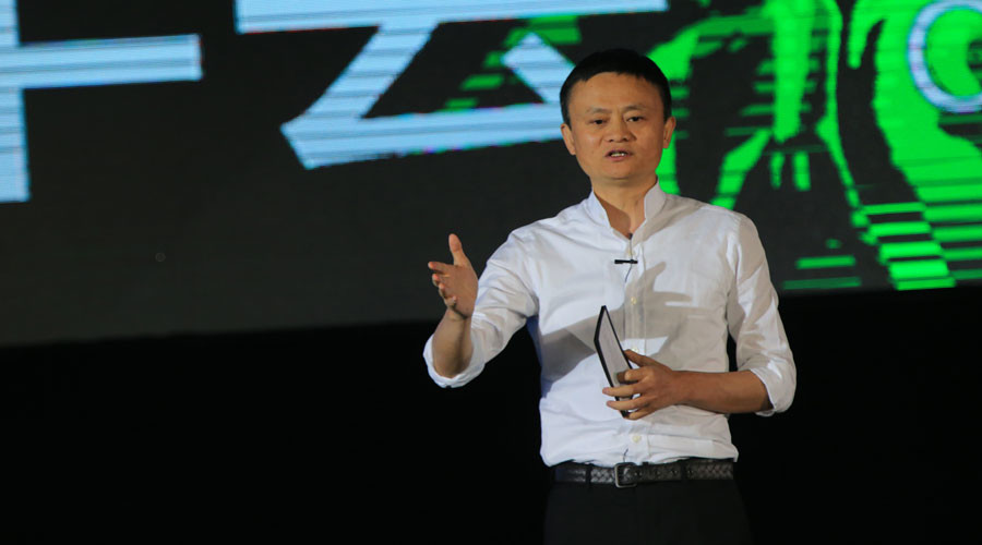 Alibaba's Jack Ma sees 'Belt and Road' as more inclusive globalization