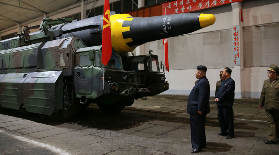 There can be only political solutions on the Korean peninsula