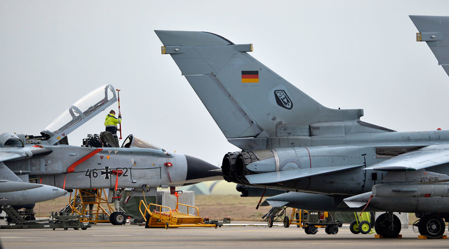 Germany will look for alternatives to Turkey's Incirlik Airbase - Merkel