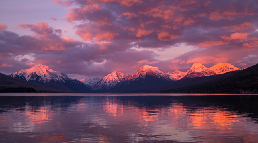 Chilling warning: Glacier National Park has lost 124 active glaciers since 1850