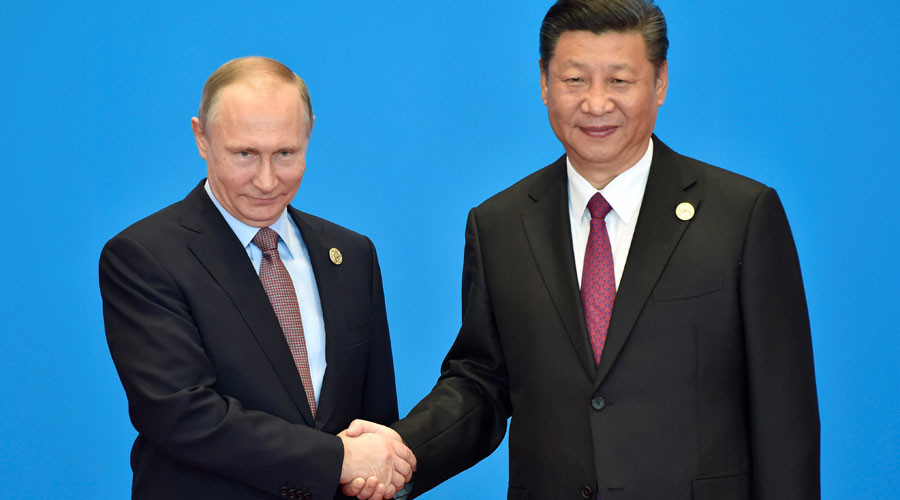 Putin aligns with Xi in crafting the new world (trade) order
