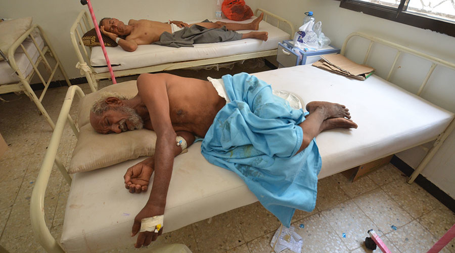 'Entirely preventable': Aid agencies blame Yemen blockade, economic collapse for cholera outbreak
