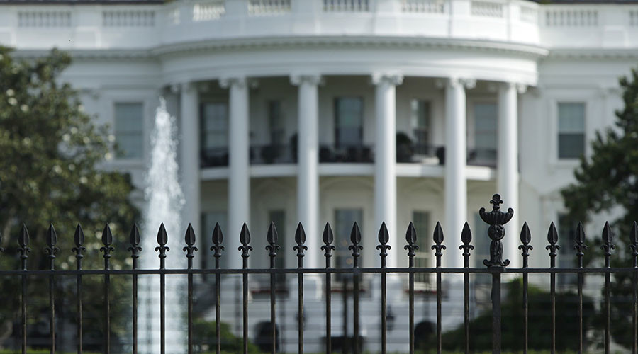 White House locked down after fence-jumping intruder spotted, suspect in custody