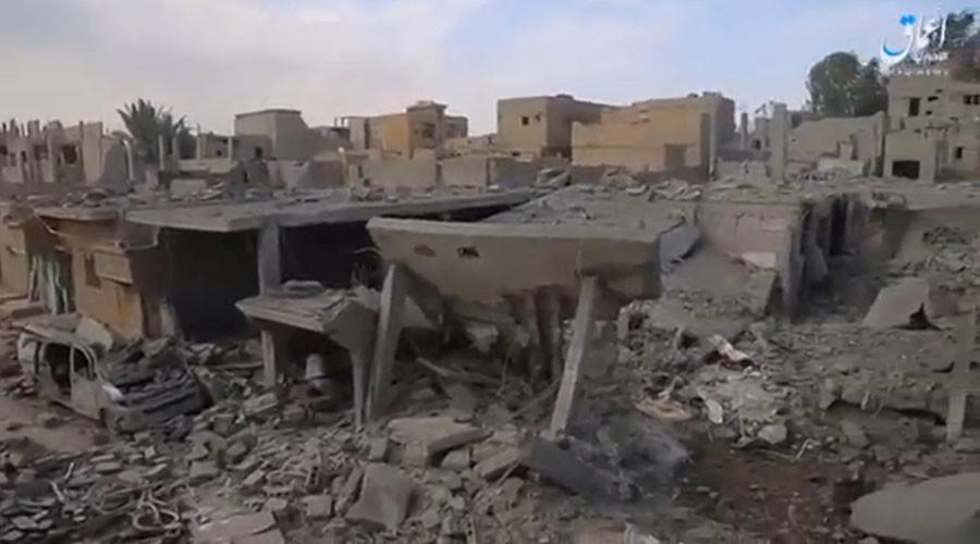 US denies responsibility for Deir ez-Zor airstrikes that killed dozens
