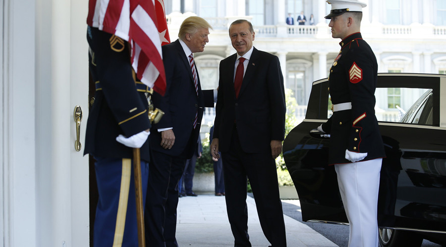 Erdogan came away from Washington meeting with Trump 'empty-handed'