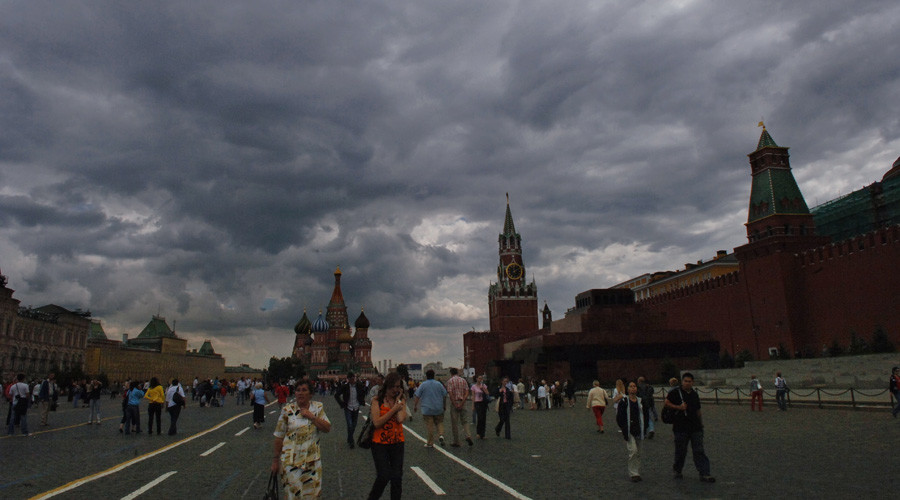 NGOs 'attempt to destabilize Russia' - senior security official