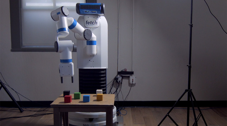 Musk's OpenAI training robots to think like humans in virtual reality (VIDEOS)