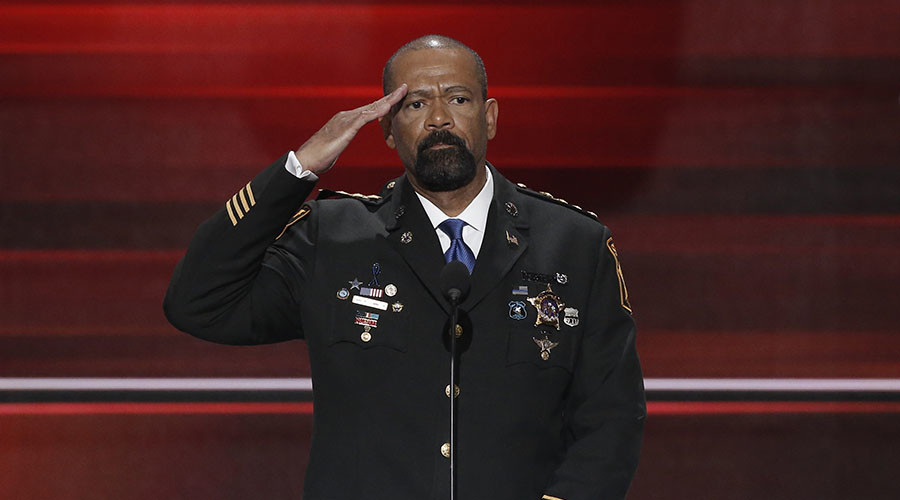 Outspoken Milwaukee sheriff claims new Homeland Security job, but DHS can't confirm