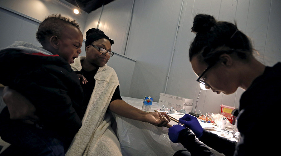 Flint blood tests may be inaccurate, underestimate lead levels, FDA & CDC warn
