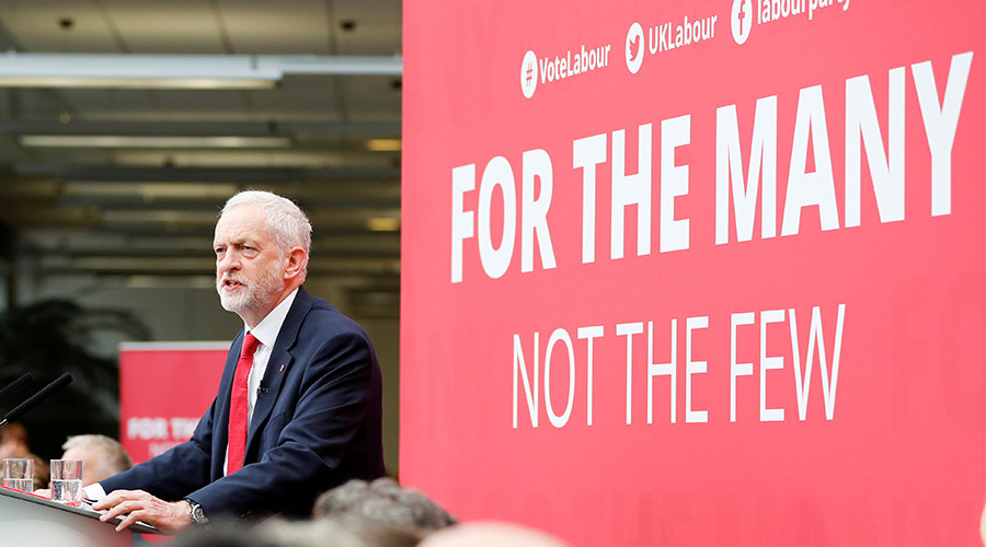 Corbynistas already planning Labour's victory party as Tory lead narrows again