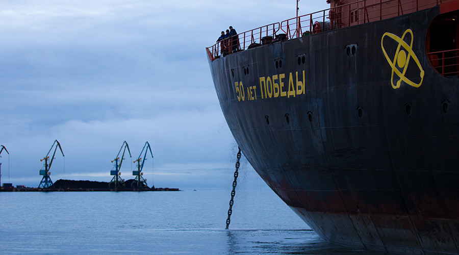 Kremlin seeks small investors for its state shipping firm privatization