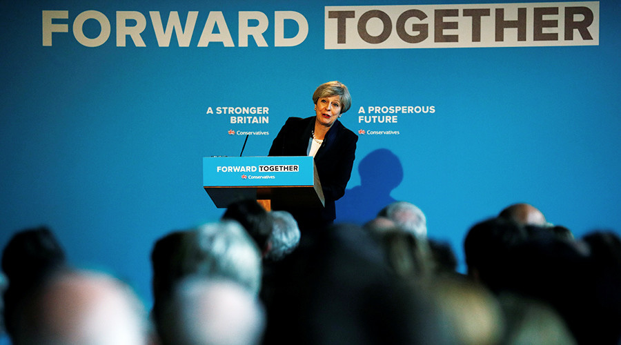 'No deal better than bad deal': Theresa May manifesto commits Tory MPs to 'hard Brexit'