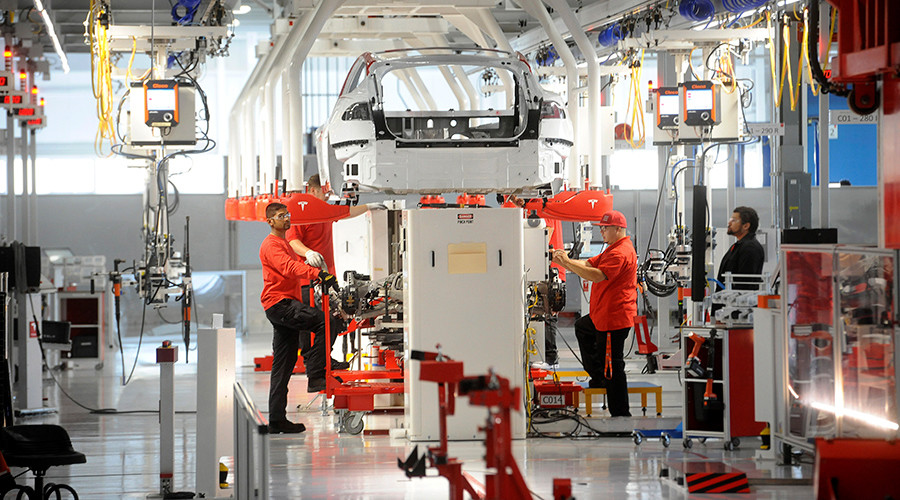 Tesla workers straining under long hours, low pay and injuries