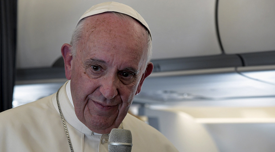 'No noble end' can justify destroying human embryos – Pope Francis